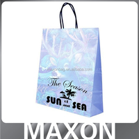 Guangdong Manufacturer colorful birthday paper bag