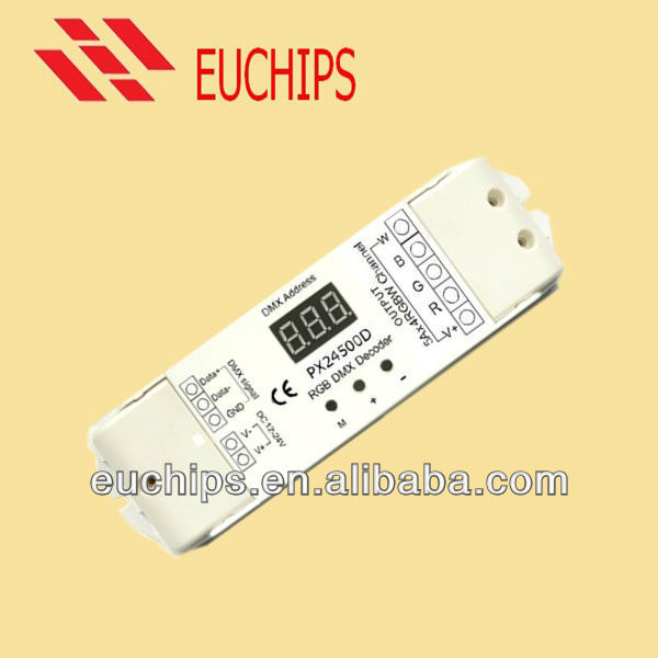 led dmx decoder for lpd8806