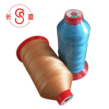Wholesale High tenacity polyester strong threads for sewing