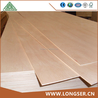 Cheap prices China super quality aluminum faced plywood