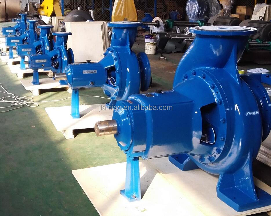 open impeller ss304 /SS316 Centrifugal pumps