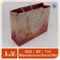 clothes packing different types of commercial paper tote bag