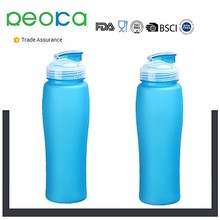 24OZ Water Bottle Sports Water Drinking Bottles Plastic Canister Hiking Outdoor