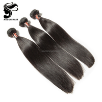 Aosun Silky Straight Human Hair Malaysian Hair Straight Human Hair Extension