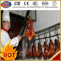 Stainless steel commercial industrial 32 trays Chinese roast duck oven price for sale