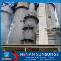 Remove the carbon dioxide and nitrogen oxides desulfurization tower/gas disposal