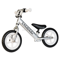 Genuine STRIDER(R)12 Pro No-Pedal Balance Bike