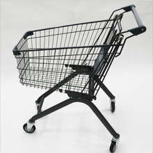 Factory direct sale carrefour shopping cart trolley with baby seat