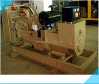 Factory price for 6LTAA8.9-G2 200KW diesel generator set,250kva cummins dynamo