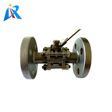 many standard DIN / JIS / ANSI flange class 150 high quality good price stainless steel ball valve flanged