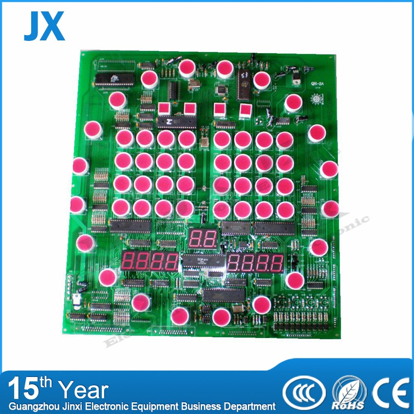 Good supplier of intellectual 400 in 1 pinball game pcb board for game accessories