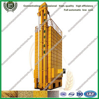 low temperature mixed flow paddy grain drying machine