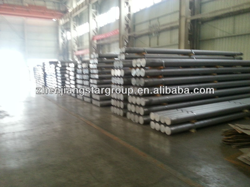 aluminium solid bar for different usage diameter from 10-355mm