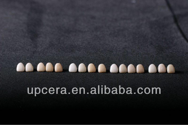 dental material /no need for hand colouring of upcera ST pre-shade block compatible with Open CAD/CAM system