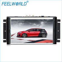 Feelworld 10.2 inch lcd monitor 12 volt with hdmi,vga,av for industrial application