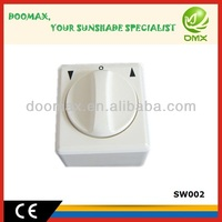Electrical Flow Control Switch for Roller Blind with CE