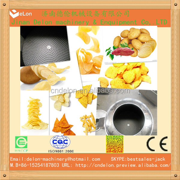 good price potato chips maker machine