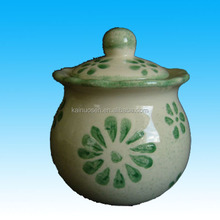 Earthenware Container for kitchen