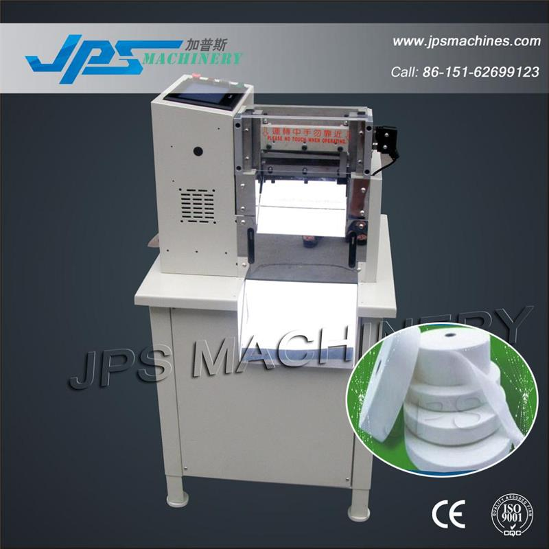 High Performance Roll to Sheet Non-Woven Cutter With PLC Control