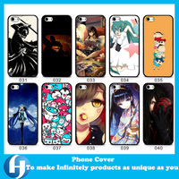 MOQ 1pcs custom phone case for iPhone 5se, drop shipping is available