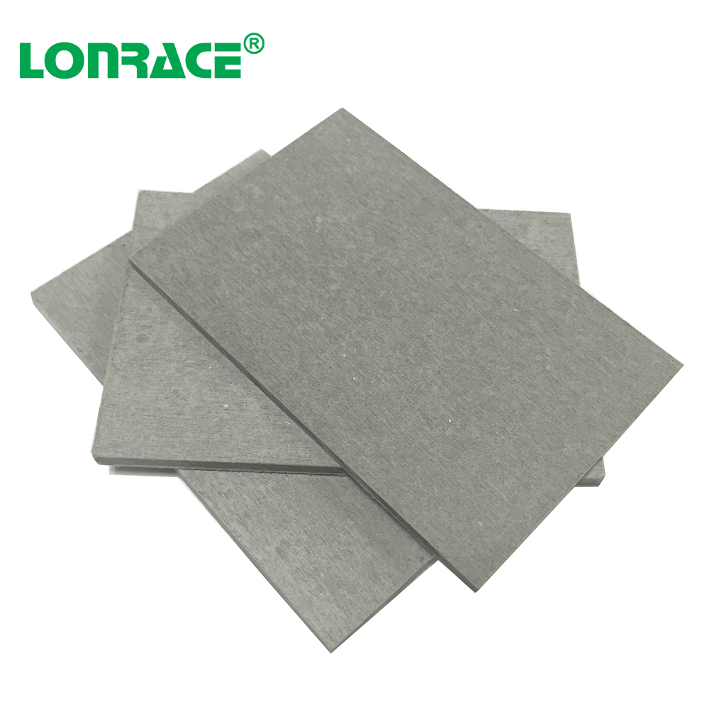 Fiber cement partition wall outdoor facade siding board