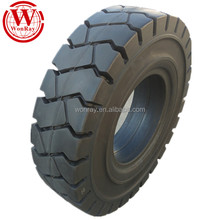 Quality Assured 11.00-20 Puncture Resistant Bullet Proof Solid Tire, forklift tires 23x9-10