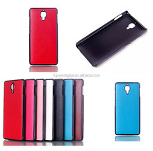 Newest Design Crazy Horse Pattern PU Leather Smart Cover For Xiaomi Mi4 Case