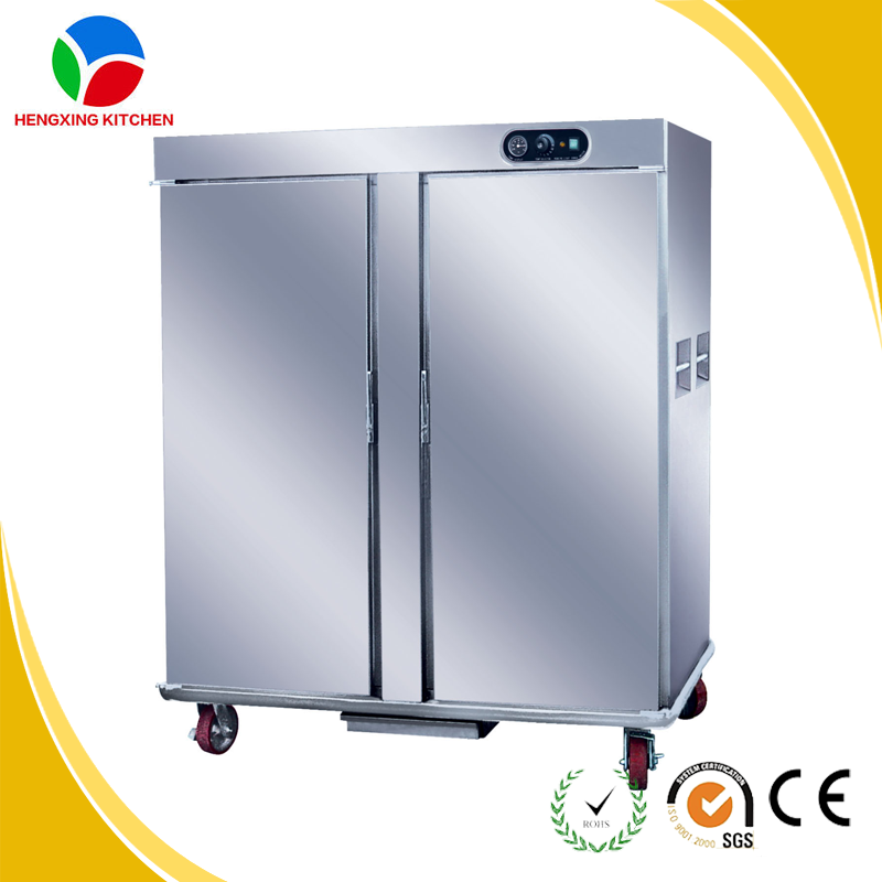 Mobile Food Warmers ~ Mobile food warmer cabinet cart