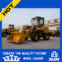 Compact mini tractor front loader ZL18
