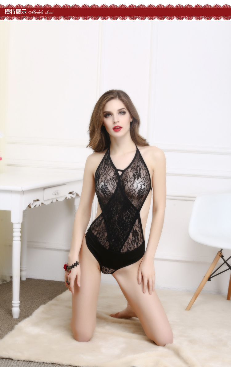 women hot animal sexy pussy micro elastic teddy lingerie
