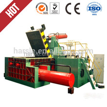 professional scrap metal hydraulic baler/packer/balling machine