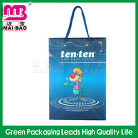 best selling bontique gift bags for paper fan high quality 2014