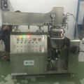 MZH-V Food and cream Vacuum emulsifying mixer Homogenizer machine