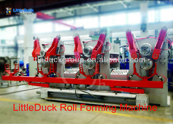 Wheel Rim Roll Forming Machine