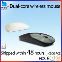 Shenzhen hardware factory 4d usb wireless trackball mouse