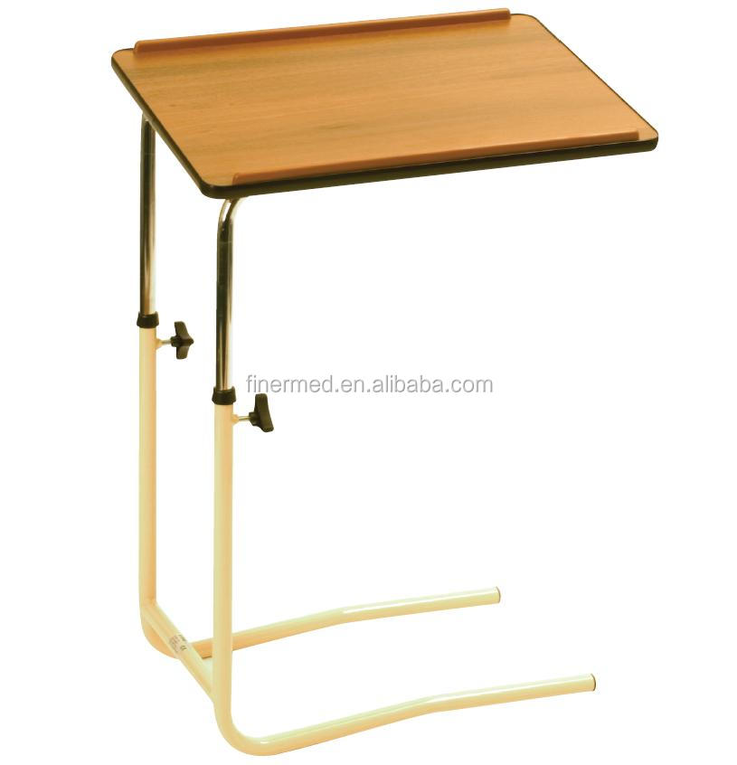 hospital bed tray table - buy bed tray table,bed table,overbed