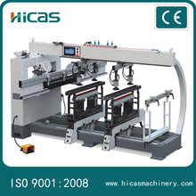 CE ISO HSHB305i woodworking three rows CNC boring machine,multi head boring machine for wood door