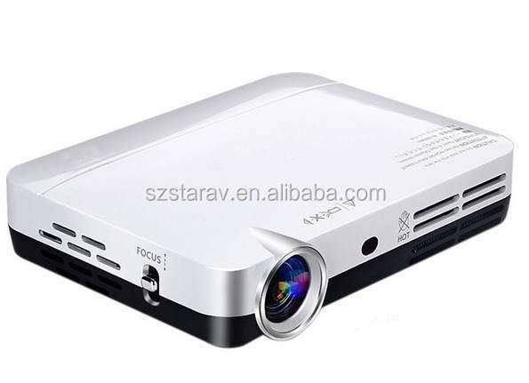 250 ansi lumens android os wifi bluetooth projector mini led dlp projector wtl210 portable for Small bluetooth projector