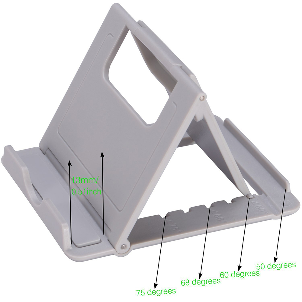 Mini Portable Foldable Mounts Holder Stand For Smartphone