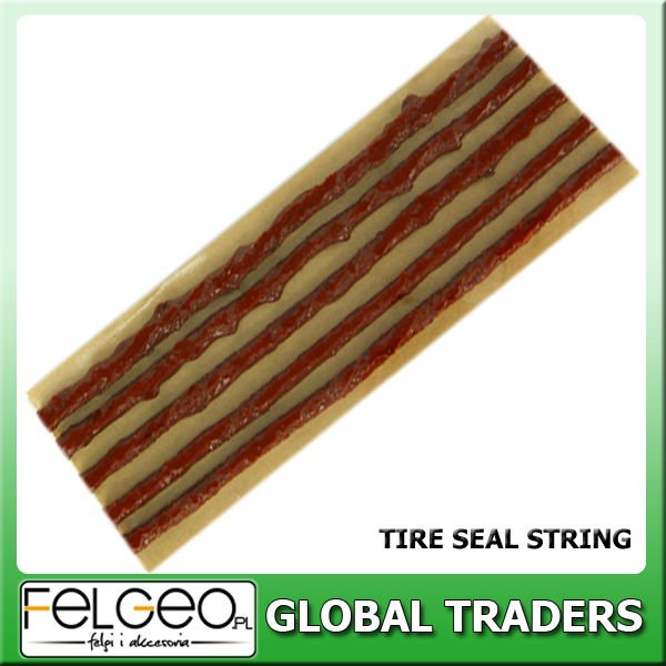 tire seal string tire puncture repairing plugs