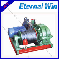 High quality JK 5B 5T fast speed electric winch