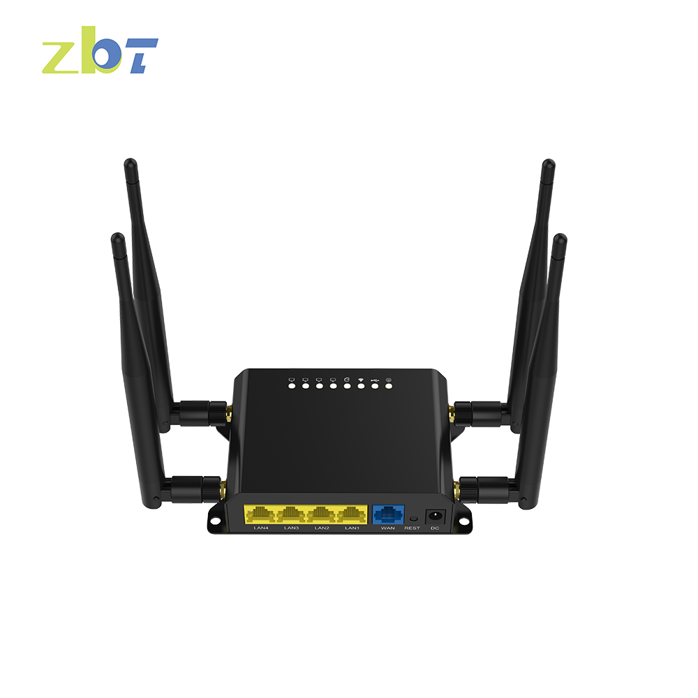 Best 4G lte gsm 3g wifi router with sim card slot modem with QCA9531 chipset