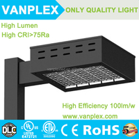UL DLC High quality outdoor basketball court shoe box led sport lights