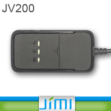 JIMI Multi-language Web Platform Free Online Software GPS Sim Card Tracker With Remote Controller JV200