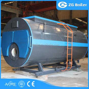 New Design High Efficiency Italian Gas Oil Fired Combi Boiler - Buy ...