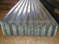 GI/GL/PPGI Corrugated Steel Sheet
