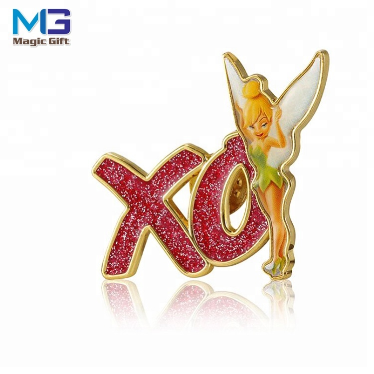 Top sales factory made promotional custom lapel pin <strong>metal</strong>