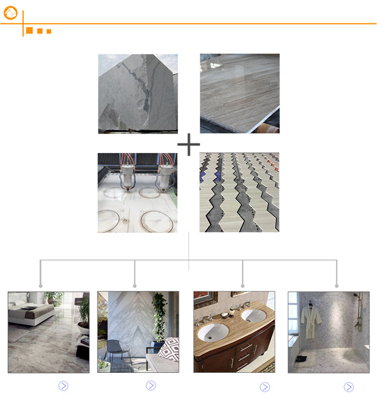 Italy snow white marble price statuario marble wall tiles