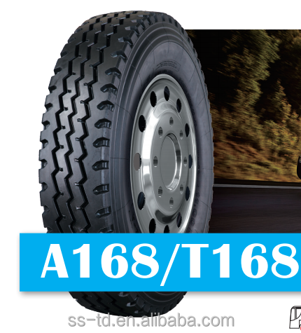 Chinese Tires brands Three-A Tyres 7.50R16 750R16 750 16