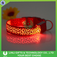 Flashing Luminous Led Light Dog Collar Specialized Dog Collars Led Collar For dogs